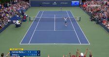 Cressy pokonał Carreno-Bustę w 1. rundzie US Open