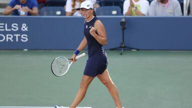 Iga Świątek awansuje w rankingu WTA na najwyższe miejsce w karierze