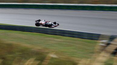 Kubica szybko skończył kwalifikacje.