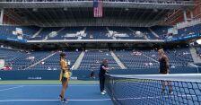 Skrót meczu Bencic – Rus w 1. rundzie US Open