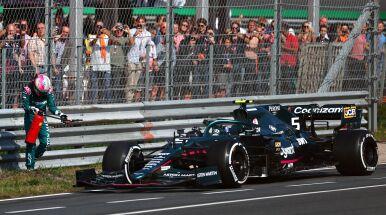 F1 wróciła po latach do Holandii. Nietypowe sceny na treningach