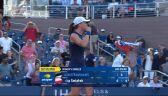 Świątek pokonała Kontaveit w 3. rundzie US Open