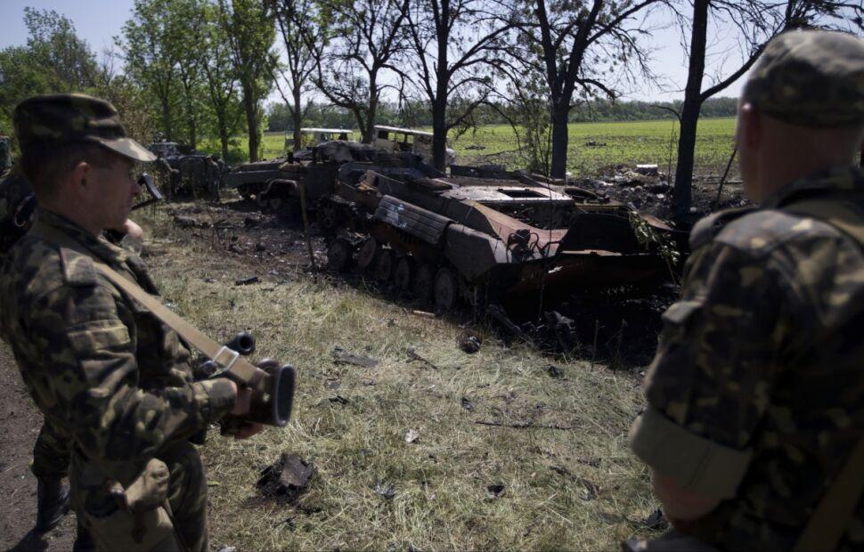 Sześć błędów dowództwa, 13 zabitych żołnierzy. Przyczyny rzezi pod Wołnowachą