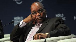 Jacob Zuma zostaje na kolejną kadencję