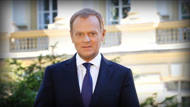 """Tusk apeluje o udziałw wyborach. """"Z całego serca o to Państwa proszę"""""""