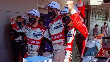 Kubica wygrał cykl European Le Mans Series