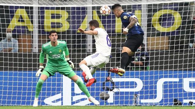 Inter Mediolan - Real Madryt: wynik na żywo i relacja live - Liga Mistrzów | Eurosport w TVN24