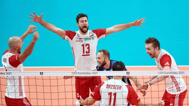 Rosyjscy siatkarze na łopatkach. Polska zagra w półfinale mistrzostw Europy