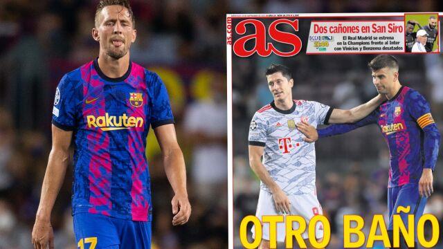 """""""Kolejne lanie"""". Mnóstwo niechlubnych rekordów Barcelony"""