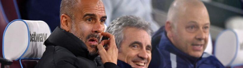 Manchester City wyrzucony z Pucharu Ligi