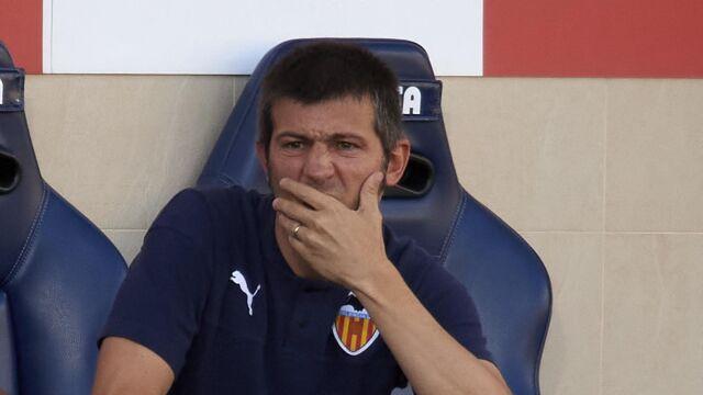 Valencia zwolniła trenera. Szansa dla byłego szkoleniowca Barcelony