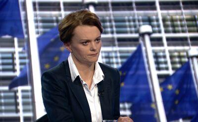 Emilewicz: najbliższe lata to czas dyskusji i przemyślenia tego, czym jest Unia Europejska