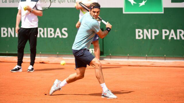 Plan relacji z 1. dnia French Open. Grają Federer, Kerber i Pliskova