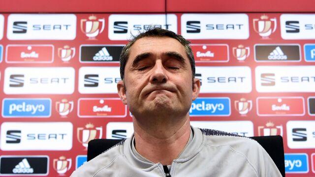 Prezydent Barcelony rozgrzesza trenera