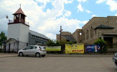 Plakaty wyborcze na terenie kościołów. Prymas: nie powinno być takich sytuacji