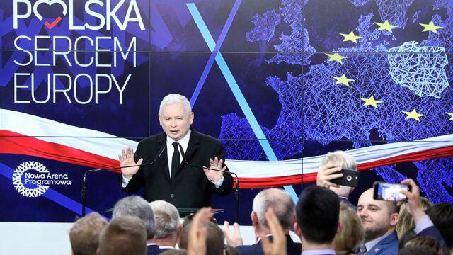 Prezes PiS: musimy zwyciężyć jeszcze bardziej niż teraz