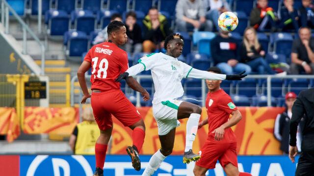 """Jest pierwszy bohater młodzieżowego mundialu. Triumf Senegalu w """"polskiej"""" grupie"""