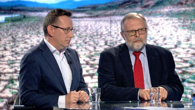 Proppe i prof. Malinowski o skutkach zmian klimatycznych