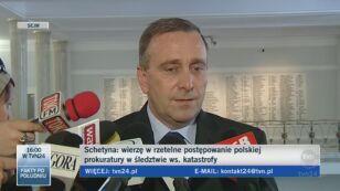 Schetyna o Konstytucji 3 Maja: pierwsza w Europie (TVN24)