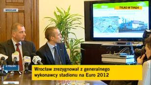Opóźnienia Mostostalu na budowie stadionu we Wrocławiu