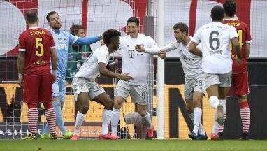 Bayern jak walec. Lewandowski zaczął demolkę