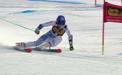 Vlhova nie zdołała utrzymać prowadzenia w slalomie gigancie w Kranjskiej Gorze