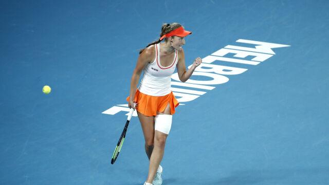 Polska finalistka Australian Open: radzę sobie w juniorach, poradzę sobie w seniorach