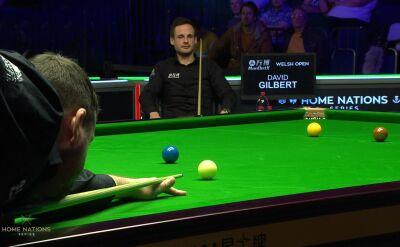 Stevens awansował do drugiej rundy Welsh Open