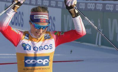 Norweska dominacja w biegu na 10 km w Oestersund, Johaug najlepsza