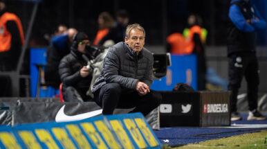 Klinsmann nie pasował do Herthy.