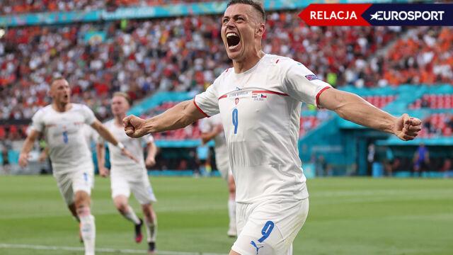 Holandia - Czechy na Euro 2020 [RELACJA]