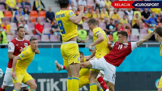 Ukraina - Austria (RELACJA)
