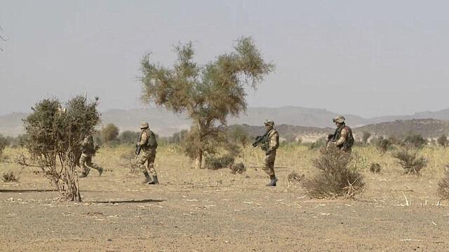 W Mali zginął żołnierz francuskiej Legii Cudzoziemskiej