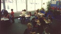 Sala zeraków - najmłodszych Łejerów