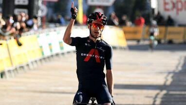 Dzień Yatesa w Katalonii. Wygrał etap, został liderem wyścigu