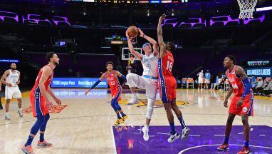 Bez gwiazd ani rusz. Lakersi znów przegrali