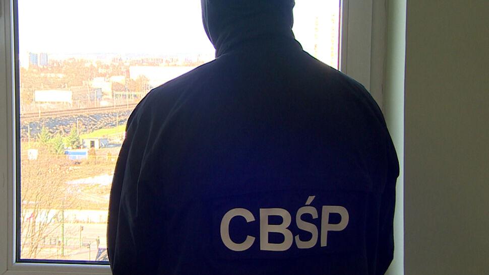 """Zdradziła go """"referentka"""". Tajemnicze zajście  w pokoju z tajnymi dokumentami CBŚP"""