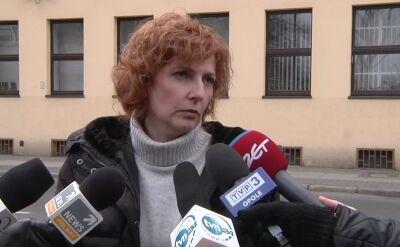 Rzecznik prokuratury w Opolu o działaniach śledczych