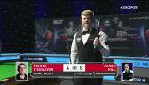 Hill pokonał O'Sullivana w drugiej rundzie European Masters