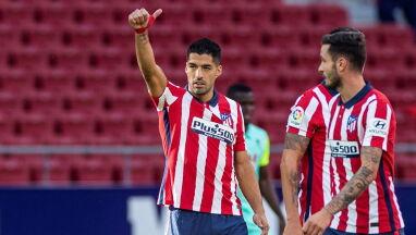 Suarez zapomniał o Barcelonie. Trafił dwa razy dla Atletico