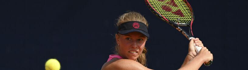 Roland Garros nie dla Magdaleny Fręch. Polka odpadła w kwalifikacjach