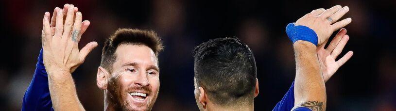 Messi pożegnał Suareza i uderzył w Barcelonę.