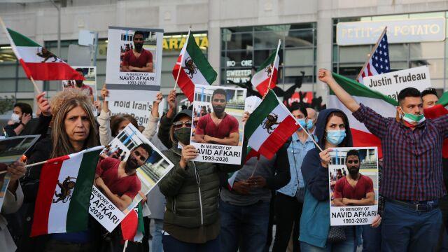 """USA """"pociągają do odpowiedzialności"""". Kolejne sankcje za stracenie irańskiego zapaśnika"""