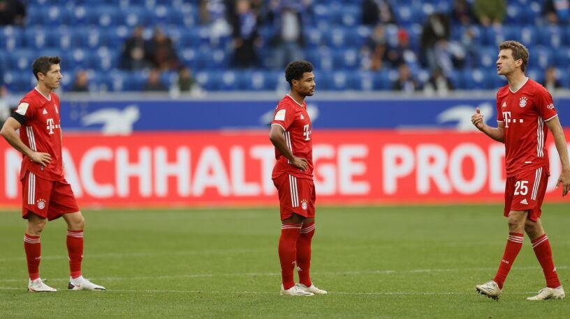 Lewandowski i Bayern zapłacili za Superpuchar. Wysoka porażka mistrzów w Bundeslidze