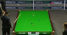 Szczęście było po stronie Dale'a w 2. rundzie Northern Ireland Open