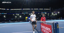 Zverev pokonał Schwartzmana w fazie grupowej ATP Finals