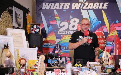 Cała konferencja Jerzego Owsiaka po 28. Finale WOŚP
