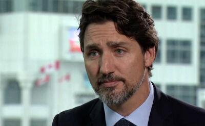 Trudeau: odczuwam ból jak wszyscy Kanadyjczycy