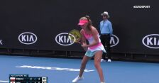 Fręch przegrała z Hibi w pierwszej rundzie kwalifikacji do Australian Open