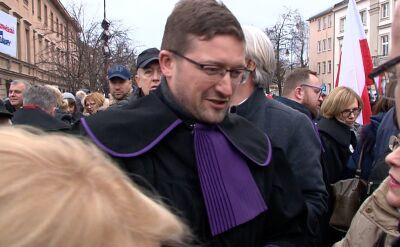 Sędziowie z Olsztyna pytają o legalność wyroków